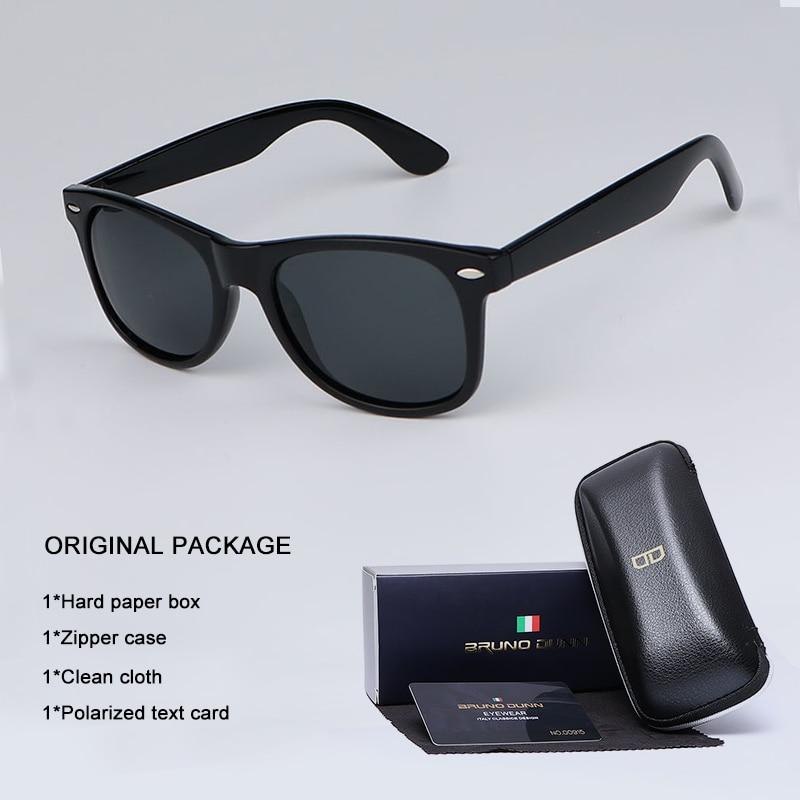 Bruno Dunn 2020 Unisex Sunglasses Men Women Polarized for Sun glasses  Oculos De Sol masculino femin