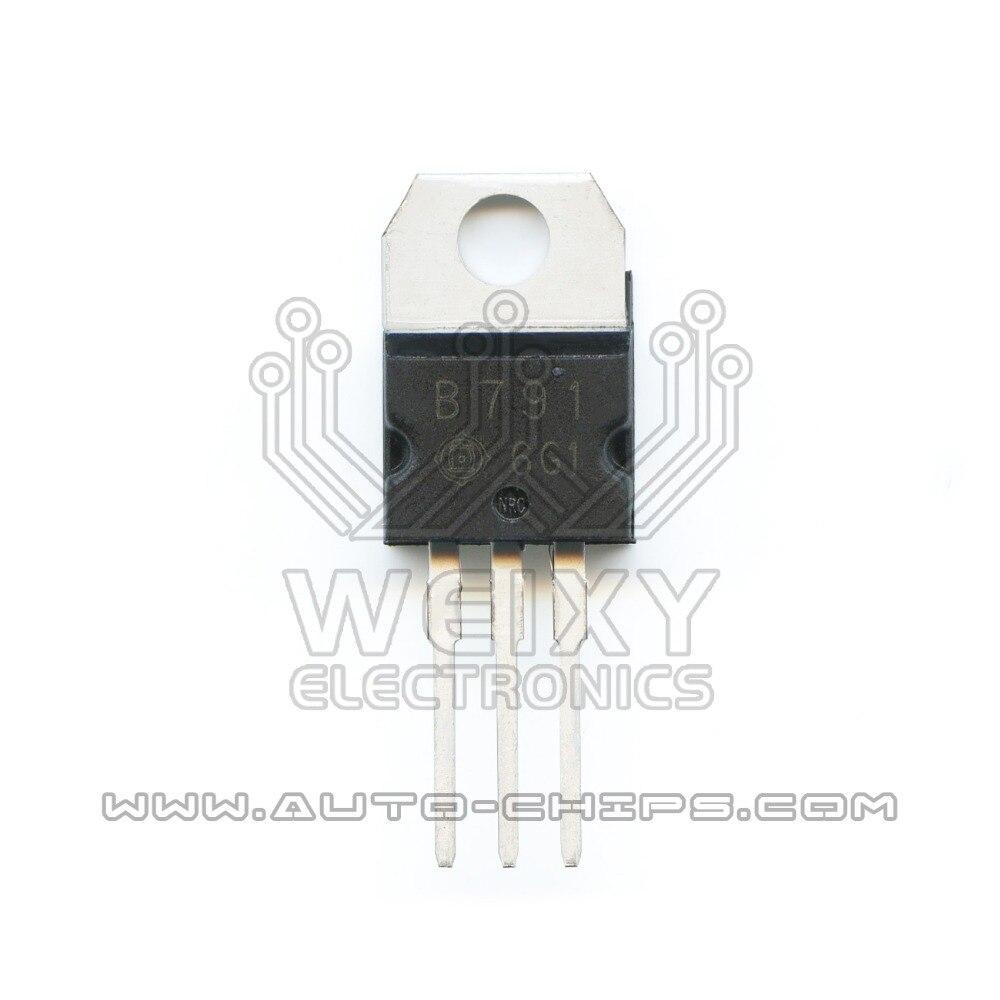 B791 Chip for Automotives Radio