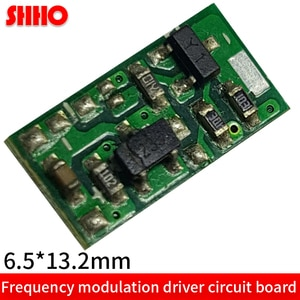 Frequency modulation driver board ACC mode 0-50kHZ voltage 3V to 5V suitable for 635nm to 980nm laser diode with PD driver PCB