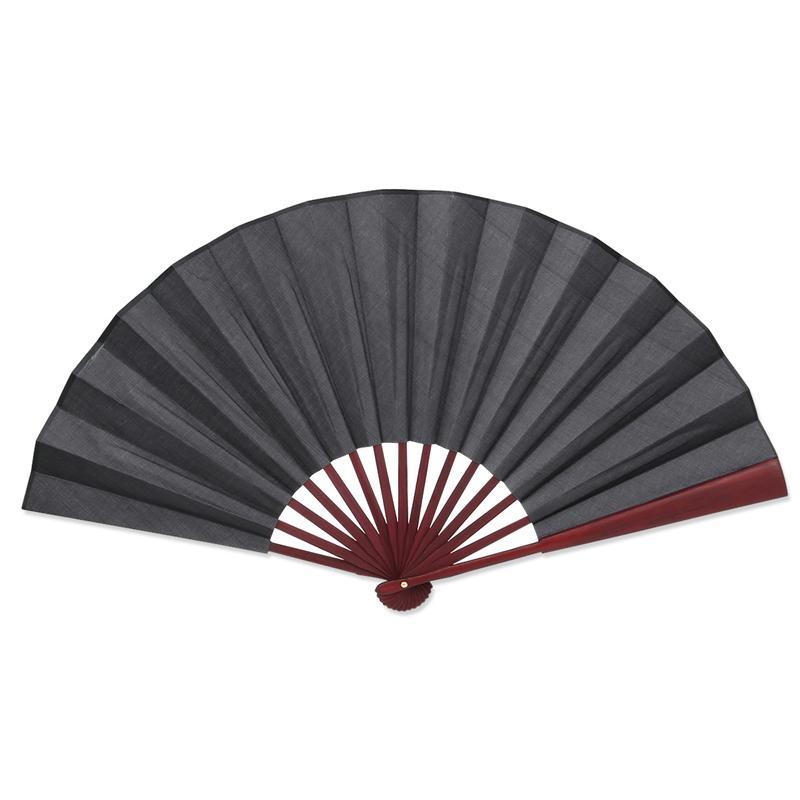 Abanico plegable de mano de estilo chino de 60cm x 33cm, abanico negro de bambú plegable para hombre, abanico para bodas, regalo de fiesta, colección de abanicos de mano