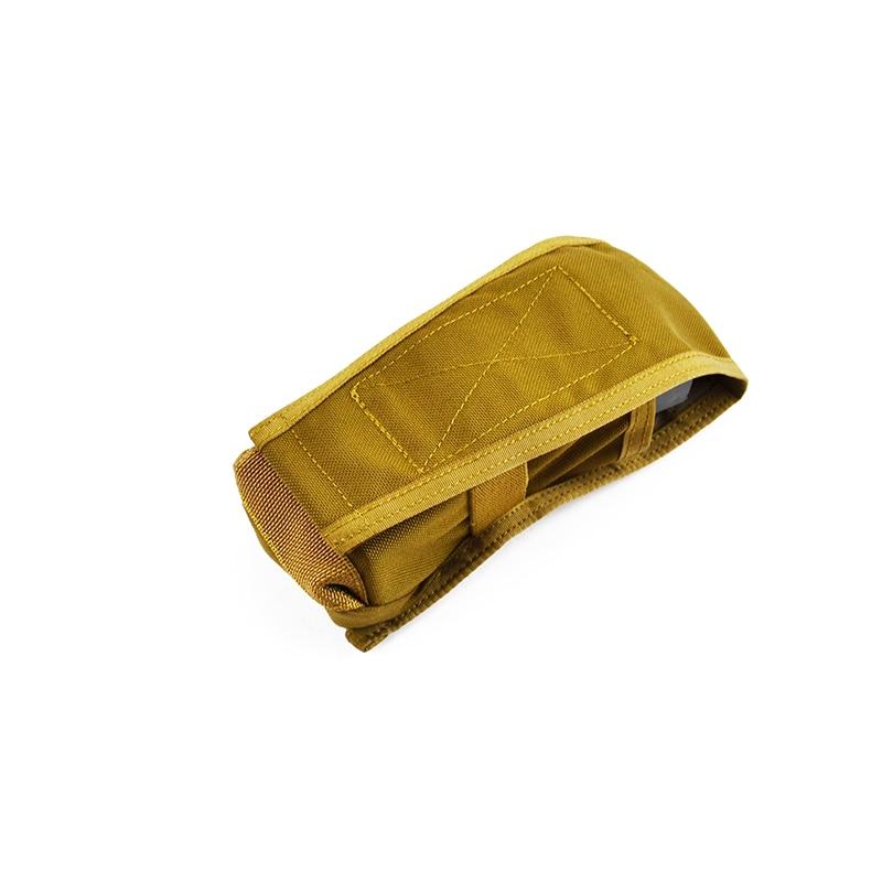 Twinfalcons tático único mag molle bolsa m4 m16 ar rifle cordura TW-M019