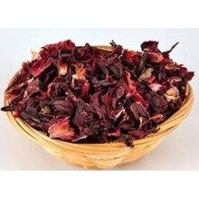 Hibiscus bloem Natuurlijke gedroogde thee kruid 50 gr-400 gr Gratis Verzending