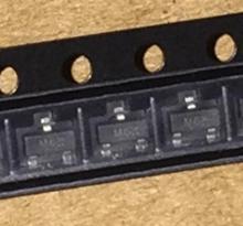 100 Uds 2SA812RLT1G 2SA812 SOT-23 marcado M6 de Transistor