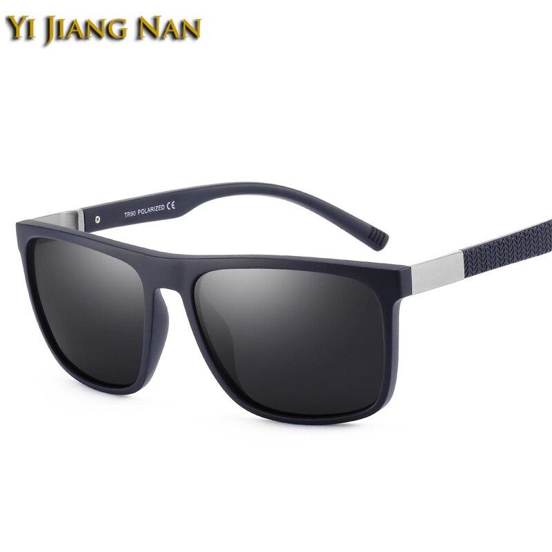 Tr90 masculino clássico hd polarizado uv400 óculos de sol mulher legal condução gafas polariod tons lentes de sol hombre