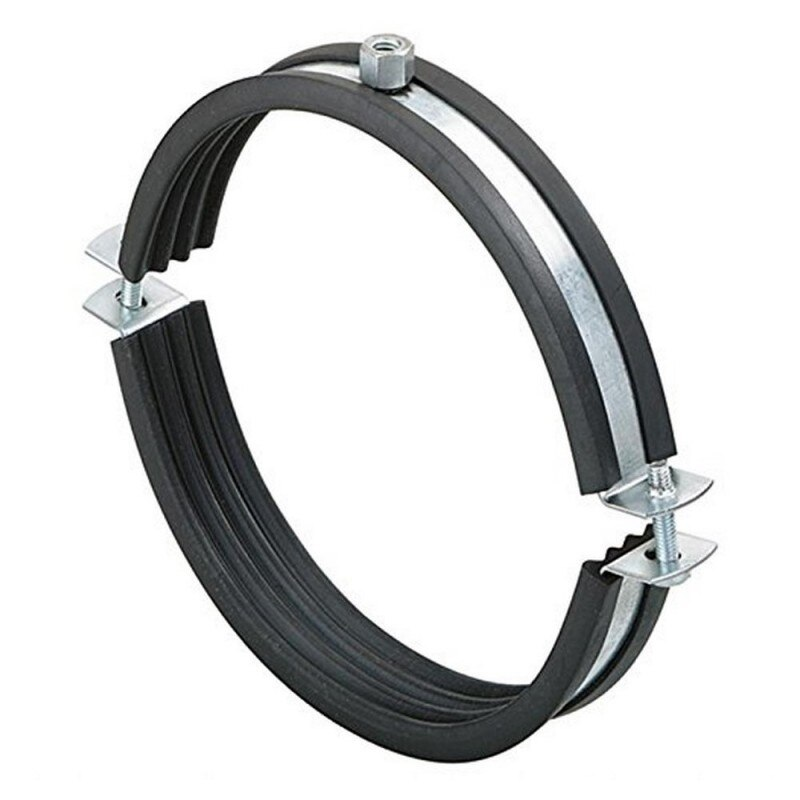 FISCHER 079502 - Abrazadera ventilacion LGS 250