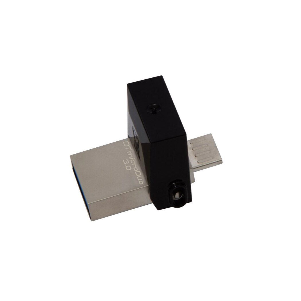 Kingston Технология DataTraveler 32 GB microDuo 3 0 ГБ (3 1 Gen 1) Тип usb разъём шарнирное соединение