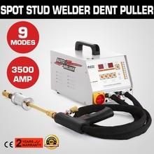 GYS 2600 Vehicle Panel Spot Puller Dent Spotter Multispot Bonnet/Door Repair