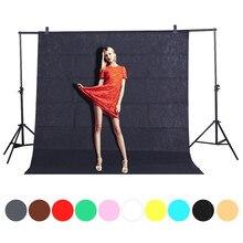 1,6X2/3/Fotografia Fotografie studio Green Screen Chroma key Hintergrund Hintergrund für Studio Foto beleuchtung Nicht woven 10 Farbe