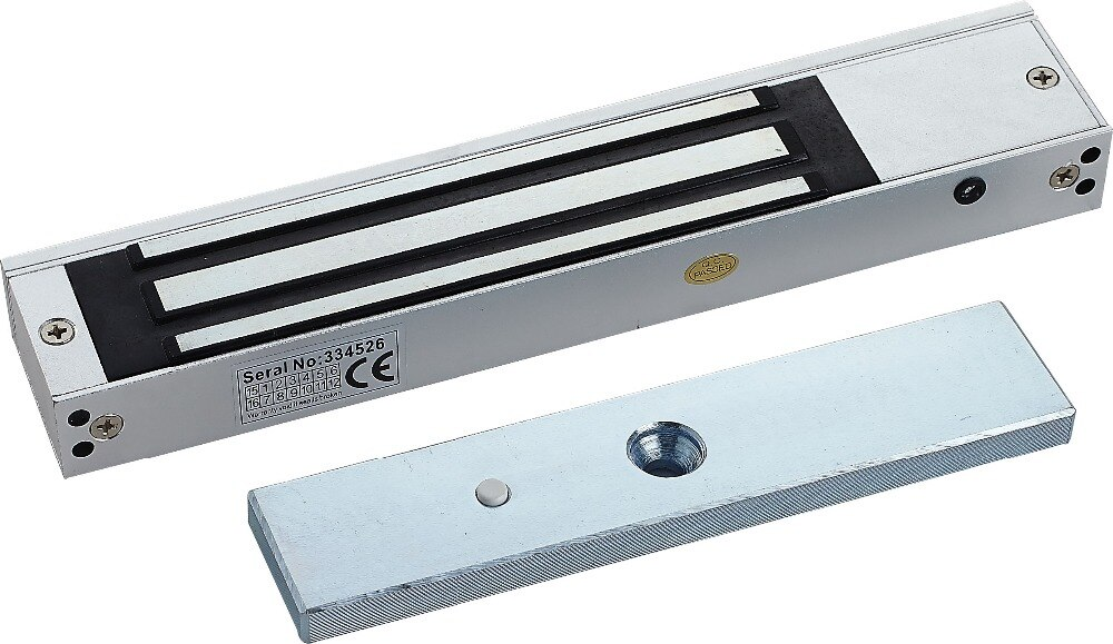 320KG 600lbs 12V Access Control Magnetic Door Locks