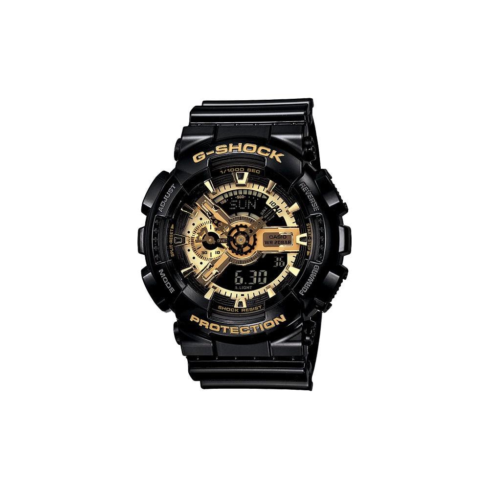 Montres à Quartz Casio pour hommes GA-110GB-1A montres Mans montre-bracelet montre-bracelet hommes g-shock