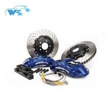 KOKO RACING High performance 6 piston brake system GT6 big  brake kit with 355mm/365mm/380mm for BMW E92 328i