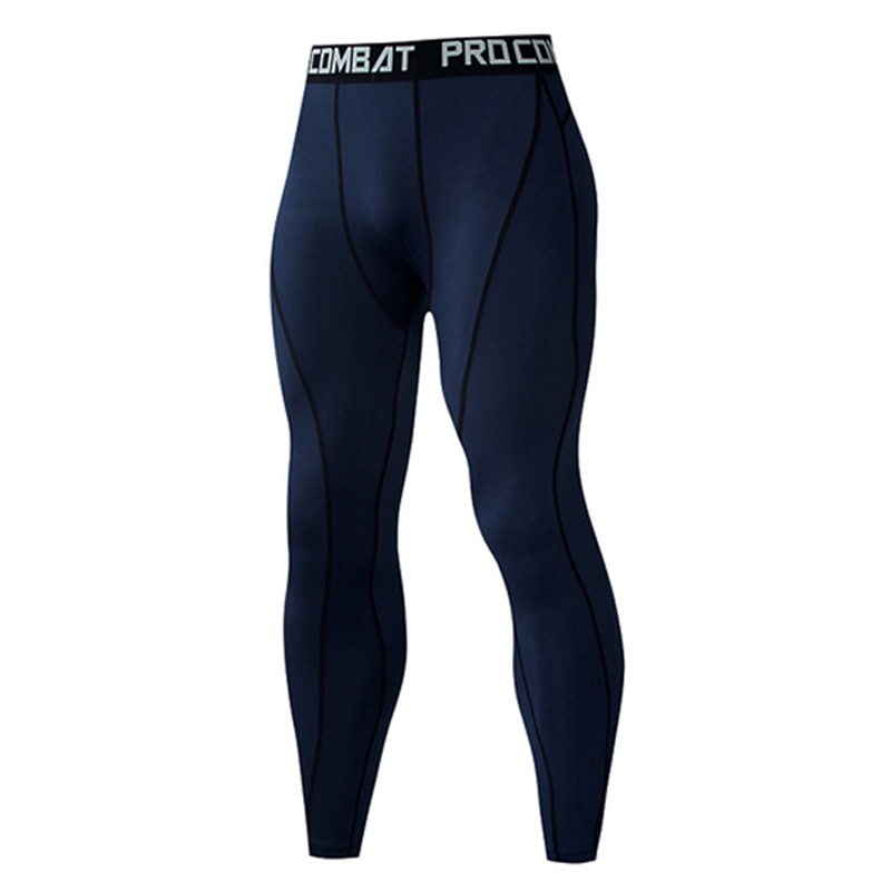 Sports Wear Compression Training Pants Men Running Fitness sets Tights Gym clothes Basketball Jacket leggings deportes tights S-4XL Black Autumn Winter jogging costume