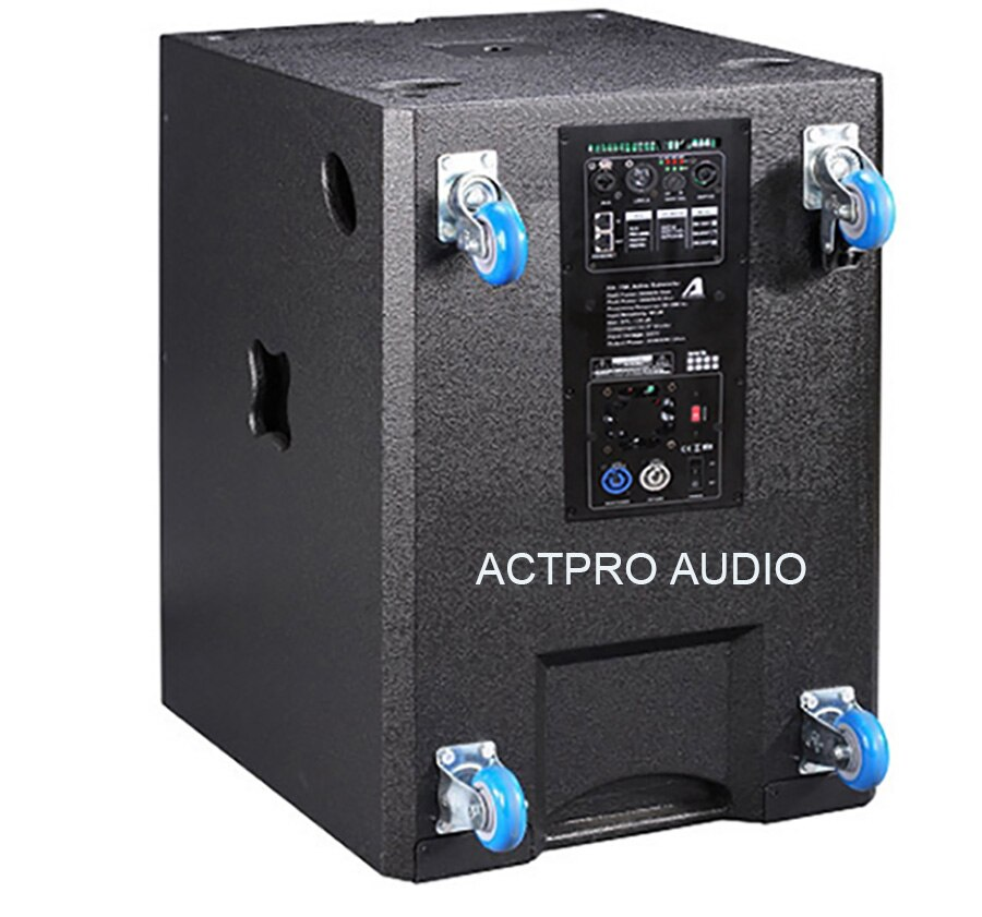 De Audio Array Activo altavoz A2 10 pulgadas Mini línea de altavoz