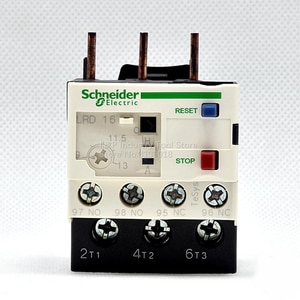 New Original Schneider Electric China LR-D16C Good Quality Contactor LRD16C 9-13A Thermal Overload Relay Standard Type