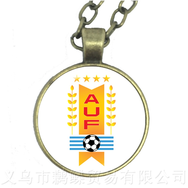 uruguay-spain-football-team-logo-abudhabi-waka-necklace-2018-titan-cup-mascot-logo-football-necklace-fans-souvenir