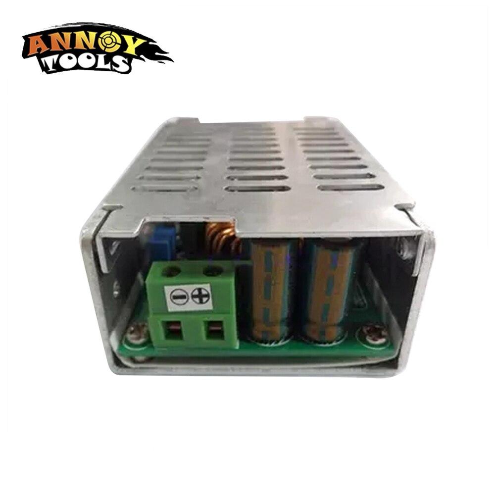 Лазерный модуль 12В-24В 10 Вт 15 Вт 15000 МВт, детали лазерного гравера с постоянным давлением TTL/PWM, возможность регулировки синего света, драйвер п...