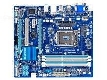 Original For Gigabyte GA-H77M-D3H Desktop Motherboard H77M-D3H H77 LGA 1155 i3 i5 i7 DDR3 32G SATA3 Micro-ATX 100% Fully Test