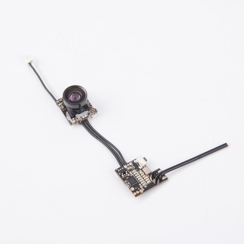 VM275T 5.8G 25mW 48CH camera split image transmission Miniature lightweight design supports NTSC/PAL for PFV Racing mini drone