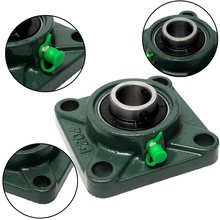 42L-K009 UCF204 d=20mm bearing housing pillow block bearing Diagonal Spherical Bearings Square Four Holes
