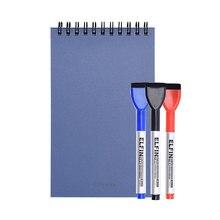 Elfinbook Spiraal Mini Smart Herbruikbare Notebook Sketchbook Memo Boek Pad Notepad Voor Tekening Schilderen Zoals Rocketbook