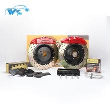 KOKO RACING tuning car universal designer Brake AMG style brake caliper 6 pot 20 inches front wheel 380mm disc for bmw E92 328i