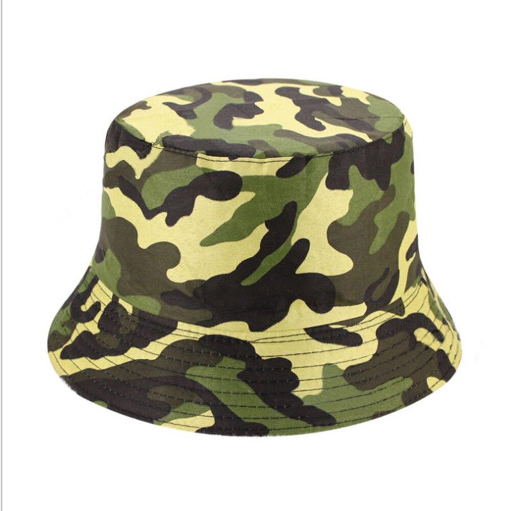 Fashion Bucket Hat Fisherman Cap Men's Women's Summer Outdoor Visor Sun Hat
