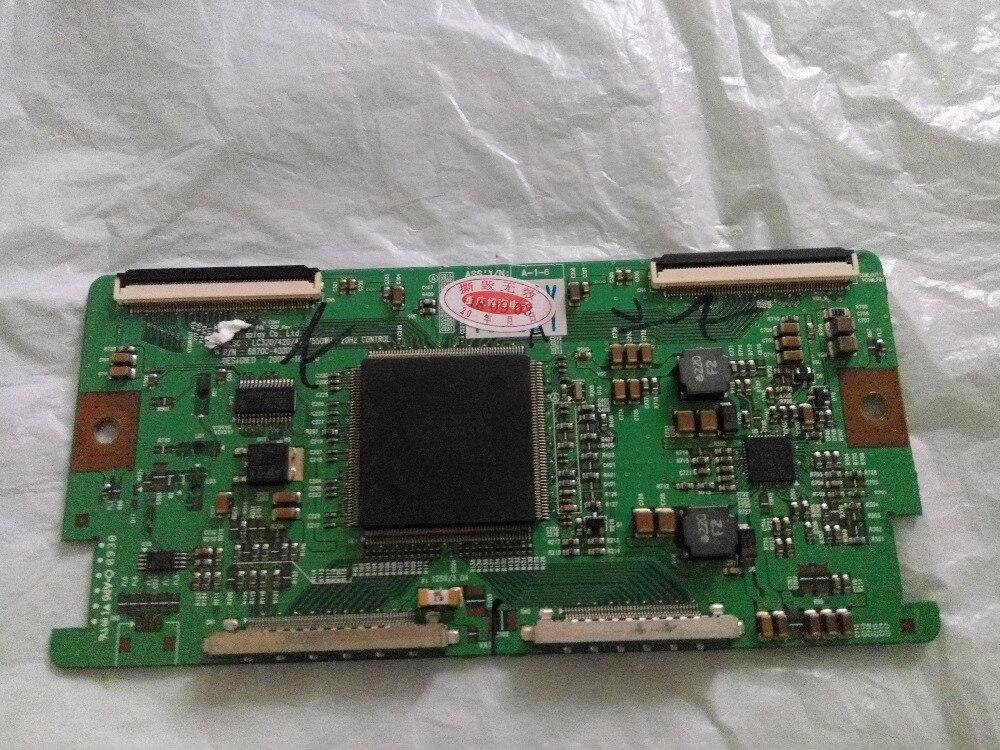 Placa LCD LC320 420 470 550WU_120Hz 6870C-4000H 6870c-4000F conectar con placa lógica T-CON Placa de conexión
