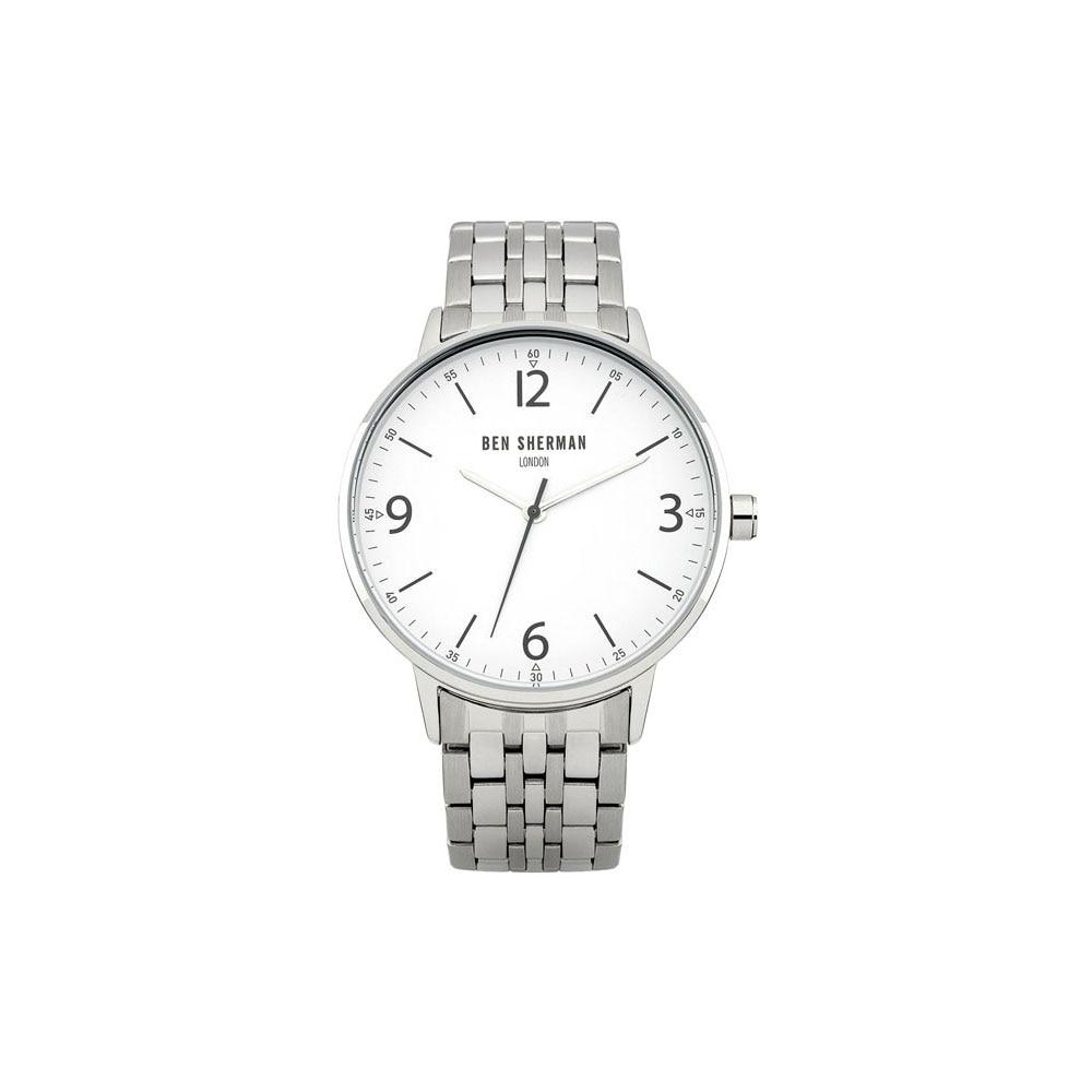 Relojes de pulsera de cuarzo Ben Sherman para hombre, relojes WB023SM, reloj de pulsera para hombre, reloj de pulsera