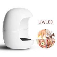 30 S séchage rapide UV lampe LED sèche ongles Machine USB 3 LED S sèche ongles pour Gel vernis outils dart des ongles lampe UV pour ongles Lampara uv