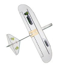 Monster 800mm Wingspan PP Material Laser Cut DIY RC Airplane Flying Wing Glider KIT Assembly Gifts F