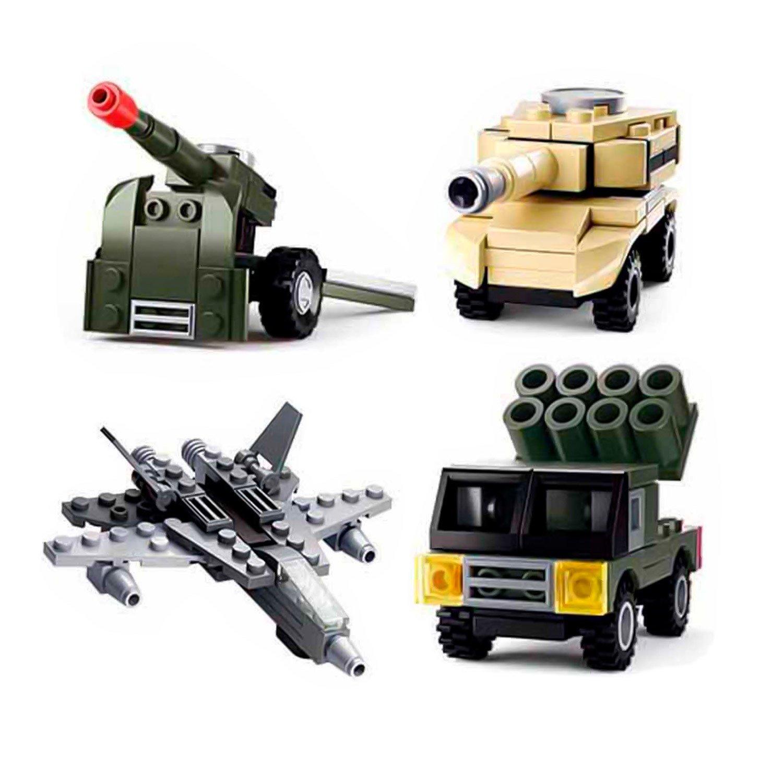 Mini-diseñador SLUBAN militar