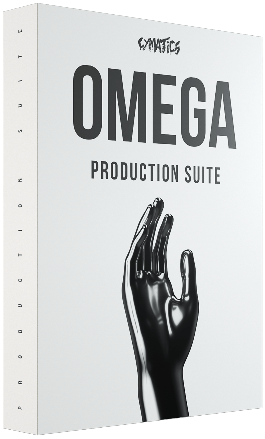 OMEGA PRODUCTION SUITE - CYMATICS (SAMPLES & LOOPS PACK)