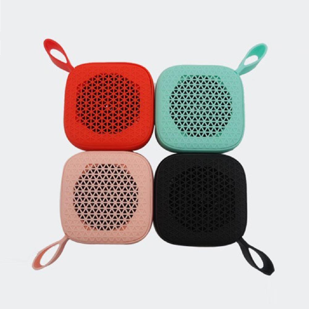 Mini inalámbrico Bluetooth altavoz portátil al aire libre telescopio Cámara altavoz alto falante del teléfono móvil del Altavoz Bluetooth construido en el micrófono