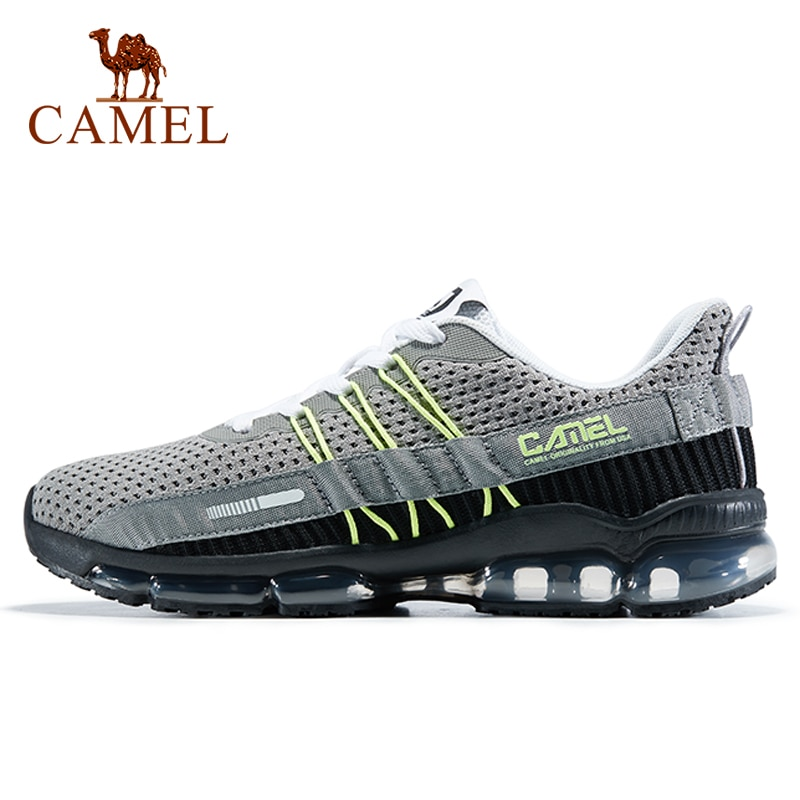 CAMEL hombres mujeres calzado para correr al aire libre transpirable Air Cushion zapatos mujeres Zapatillas pareja deportes Zapatos Hombre