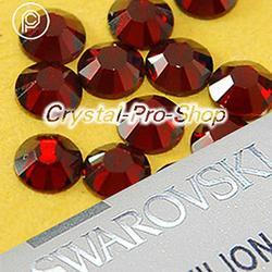 Mocca (286) cristal de café de swarovski (sem hotfix/ferro quente sobre) (ss5-ss34, 2mm-7mm) prego de strass de volta plana