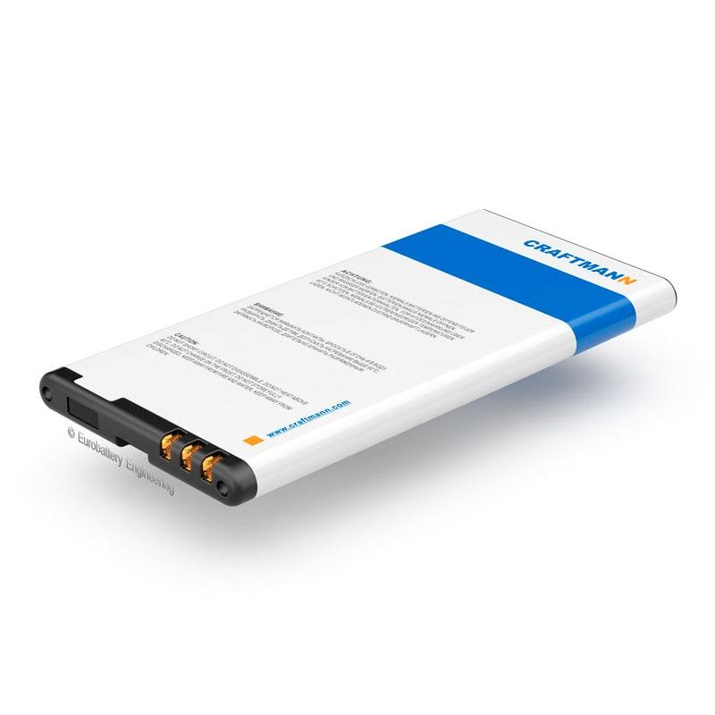 Ersatz Batterie 2220mAh MICROSOFT LUMIA 550/NOKIA LUMIA 730 DUAL SIM/735 (BV-T5A/BL-T5A)