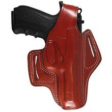 YT HOBBY Sig Sauer P320 à la main Style crêpe en cuir véritable OWB transporter deux fentes pouce casser pistolet arme à feu étui