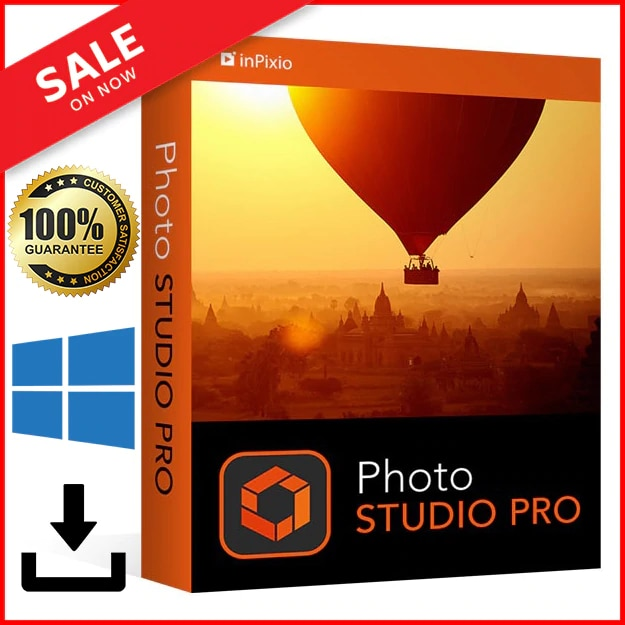 InPixio Photo Studio Pro 10  enlarge