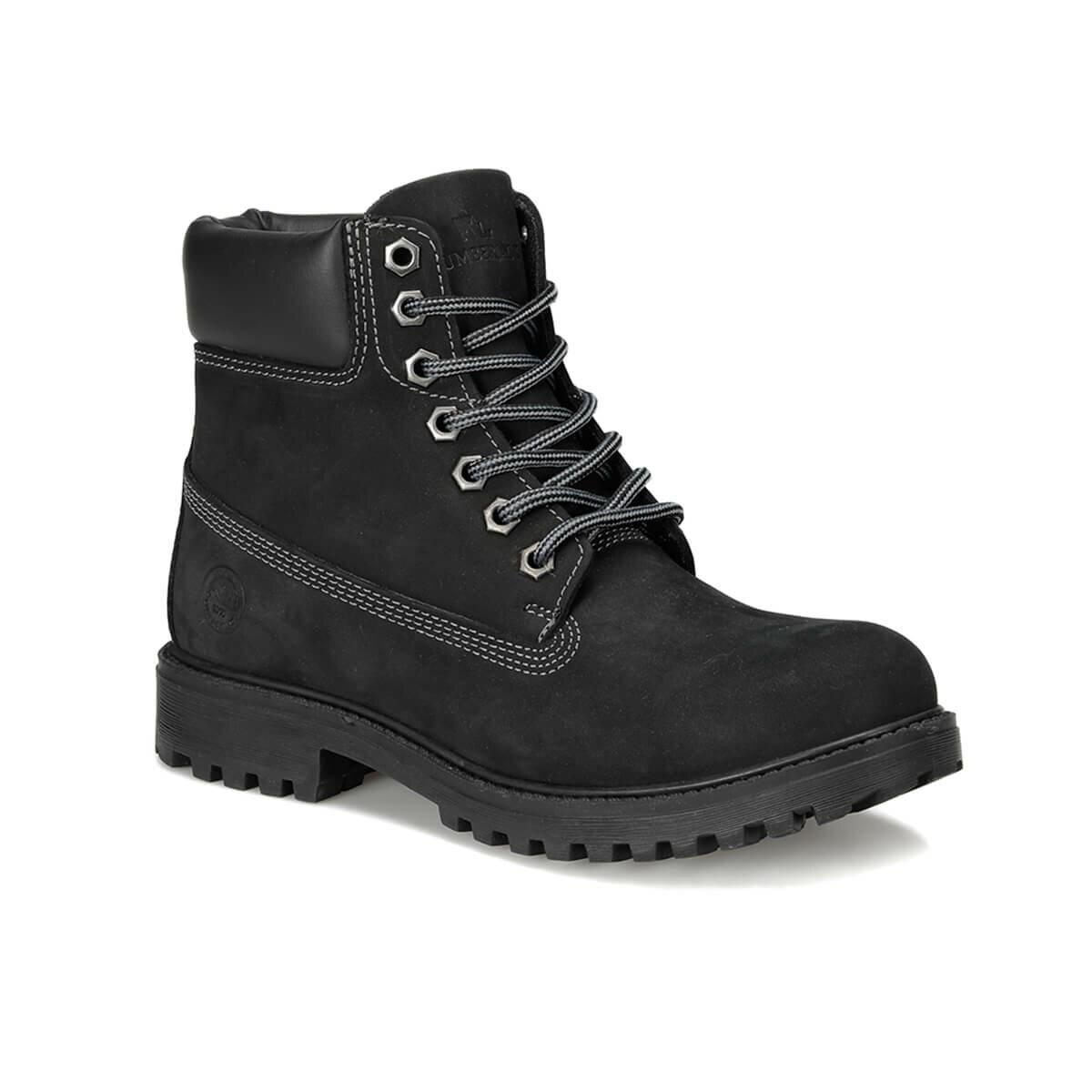 FLO, botas para mujer, botines para mujer, negro, arena, amarillo, marrón, otoño, invierno, zapatillas resistentes a la moda, casa de campo, casa de campo, tobillera, cuartos de baño