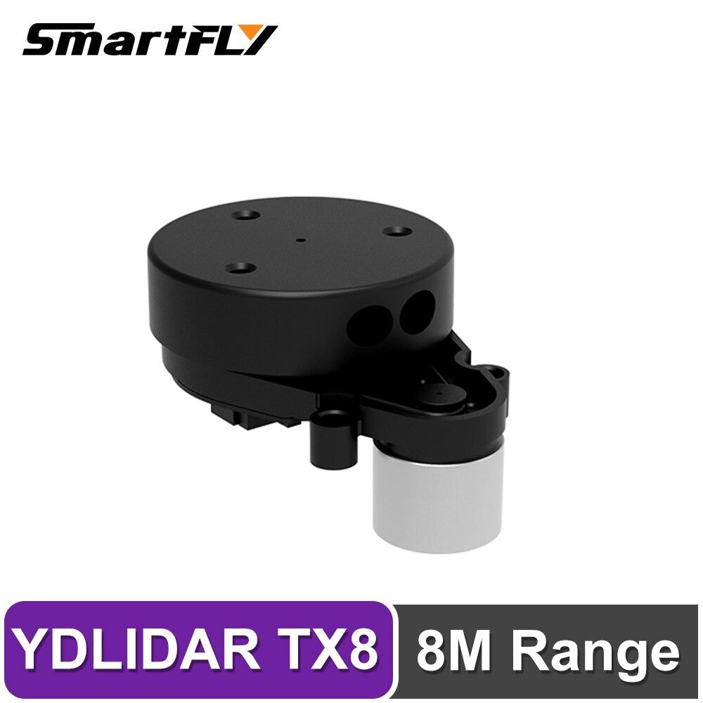 LIDAR-053 EAI YDLIDAR TX8 ليدار ليزر رادار الماسح الضوئي تتراوح وحدة الاستشعار 10 متر 5 كيلو تردد تتراوح EAI YDLIDAR-TX ، شحن مجاني