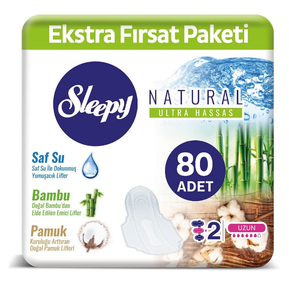 80 pcs. Women Menstrual Feminine Sanitary Pad Sanitary Napkin Tampons Long with wings Hygienic Disposable Natural Cotton &Bamboo sanitary towels with wings always ultra sensitive super plus size 3 16 pc female sanitary pads always a feminine sanitary napkin always gasket gaskets gigienicheskieprokladki gigienicheskayaprokladka feminine h
