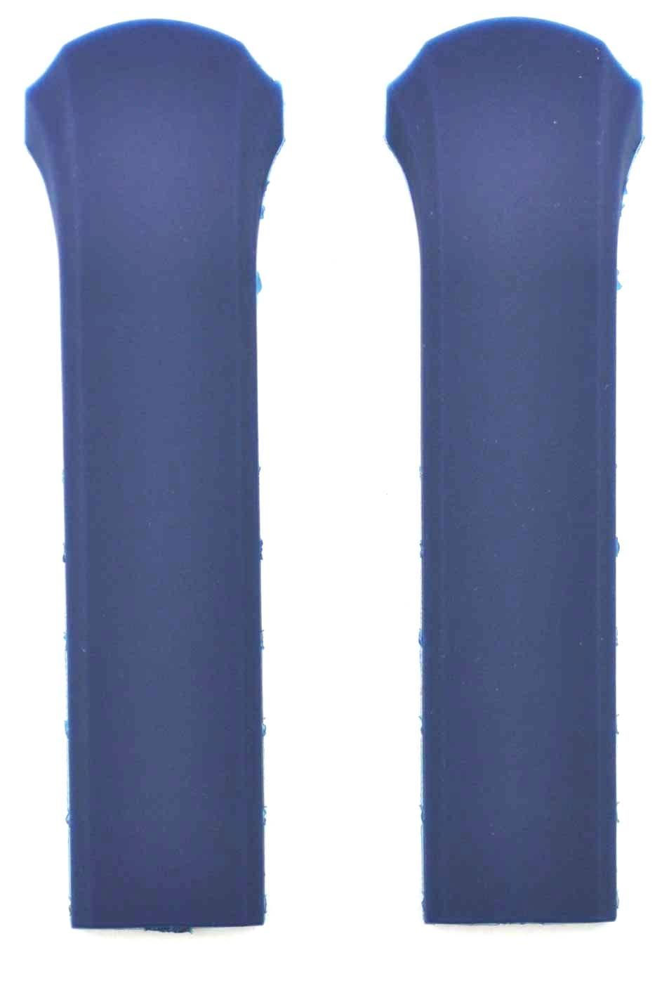 212ZTD Blauw Rubber Horloge Band Compatibel Met Tissot T-Tracx Ijshockey T010417A T0104171705700 26Mm 281TST
