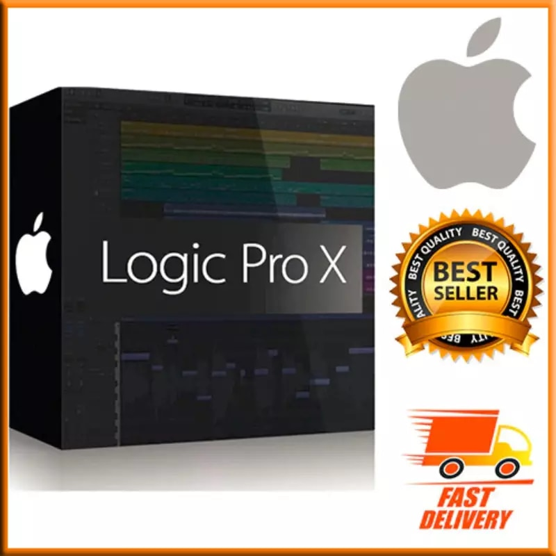 Apple Logic Pro X 10.6.1/MAC/FULL VERSION/SAME DAY DELIVERY