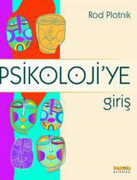 Introducción a las publicaciones de Psychology Rod Plotnik Kaknüs (turco)