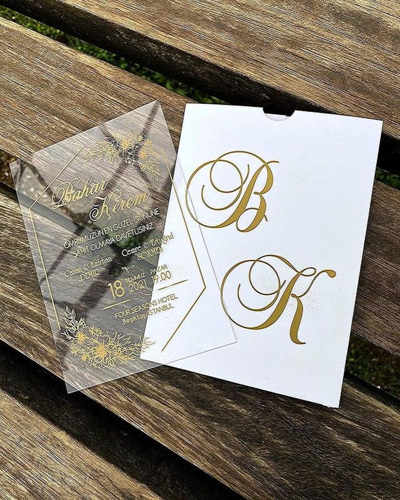 100 قطعة مخصص حفل زفاف عيد الميلاد بطاقة الحدث بطاقة دعوى لعيد الميلاد اليدوية