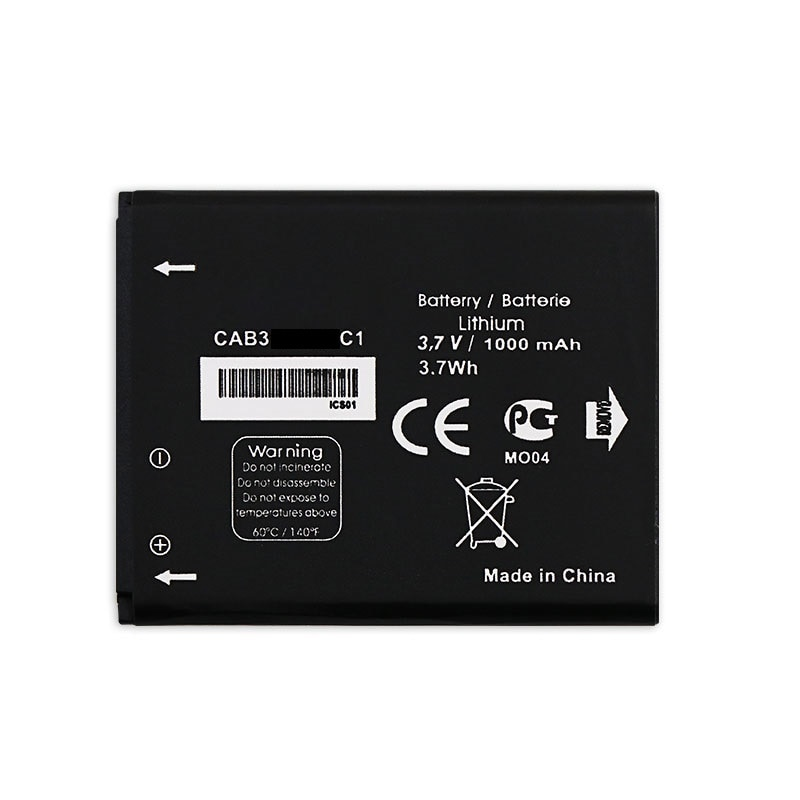 Batería Alcatel 991/992/916/6010 (CAB32A0001C1), batería de alta calidad Batería de ion de litio