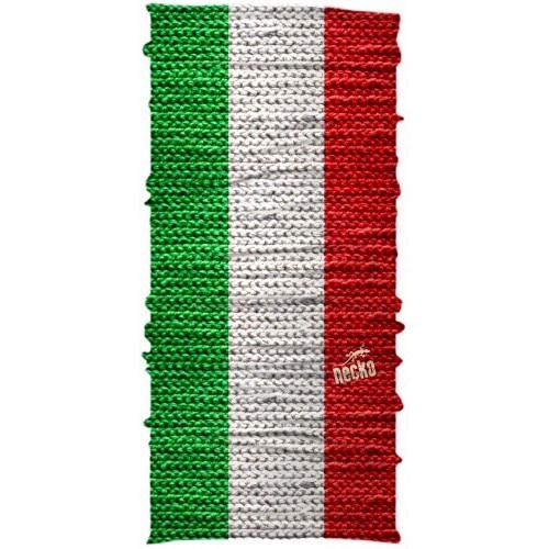 3D National flag Print Scarf Neck Gaiter Bandana Circle Loop Summer Sun Protective Neck Tube Ring Scarves Men Headwear Balaclava enlarge