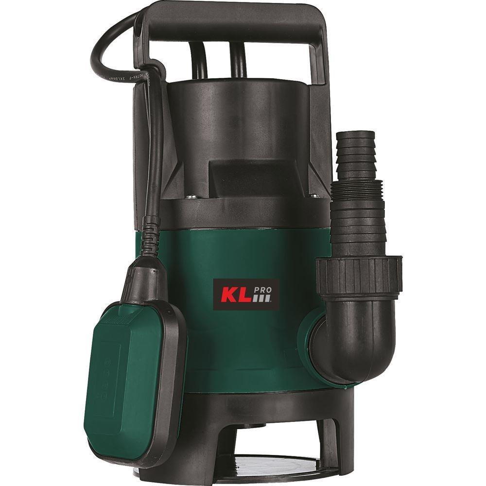 KLPRO KLP550K 550 vatios bomba sumergible de agua sucia