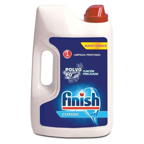 Finish Dishwasher Powder Detergent 2.5 Kg