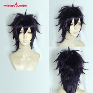 Golden Wind Narancia Ghirga Short Cosplay Wig